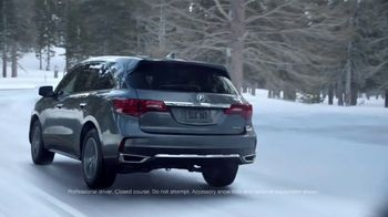 Acura TV Spot, 'Super Handling All-Wheel Drive: MDX & RDX' [T2]