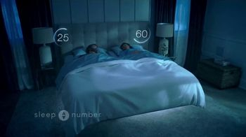 Ultimate Sleep Number Event TV Spot, '50 Percent' Featuring Travis Kelce - Thumbnail 2