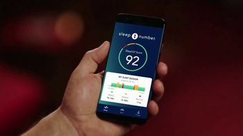Ultimate Sleep Number Event TV Spot, '50 Percent' Featuring Travis Kelce - Thumbnail 7