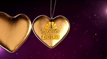 NBC Sports Gold TV Spot, 'Valentine's Day: Give the Gift of Gold' - 5 commercial airings
