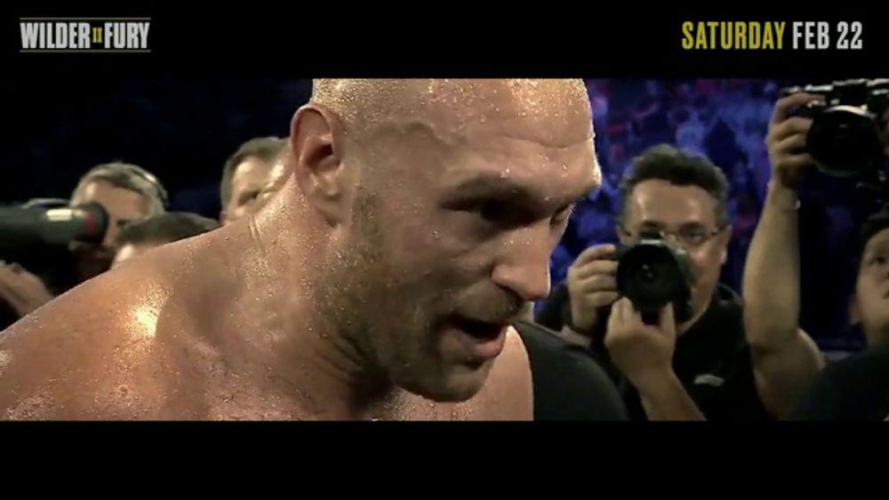 Premier Boxing Champions: Wilder vs. Fury II