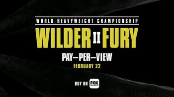 Premier Boxing Champions Super Bowl 2020 TV Spot, 'Wilder vs. Fury II' - Thumbnail 9