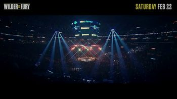 Premier Boxing Champions Super Bowl 2020 TV Spot, 'Wilder vs. Fury II' - Thumbnail 5