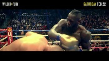 Premier Boxing Champions Super Bowl 2020 TV Spot, 'Wilder vs. Fury II' - Thumbnail 6