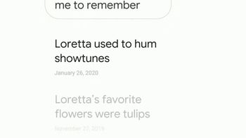 Google Assistant Super Bowl 2020 TV Spot, 'Loretta' - Thumbnail 8