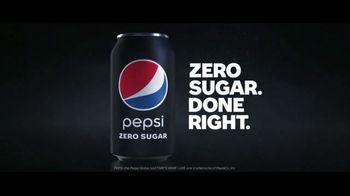 Pepsi Zero Sugar Super Bowl 2020 TV Spot, 'Zero Sugar. Done Right.' Feat. Missy Elliott, H.E.R. - Thumbnail 10