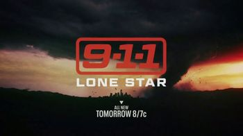 9-1-1: Lone Star Super Bowl 2020 TV Promo, 'Storm' - Thumbnail 8