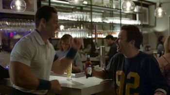 Michelob ULTRA Super Bowl 2020 TV Spot, 'Jimmy Works It Out' Featuring John Cena, Jimmy Fallon - Thumbnail 9