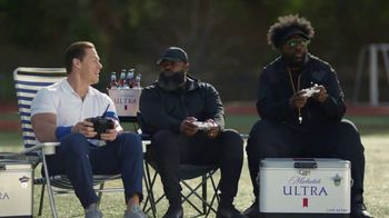 Michelob ULTRA Super Bowl 2020 TV Spot, 'Jimmy Works It Out' Featuring John Cena, Jimmy Fallon - Thumbnail 8