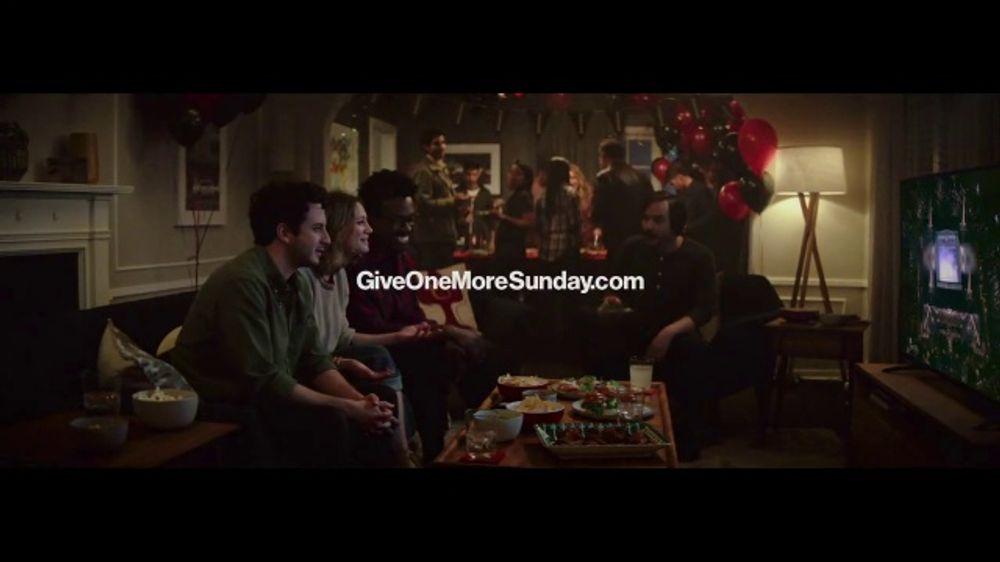 Verizon: One More Sunday