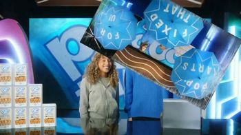 Pop-Tarts Pretzel Super Bowl 2020 TV Spot, 'Pop-Tarts Fixed the Pretzel Commercial' Featuring Jonathan Van Ness - Thumbnail 5