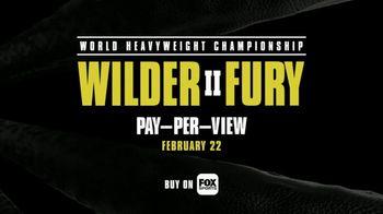 Premier Boxing Champions Super Bowl 2020 TV Spot, 'Wilder vs. Fury II' - Thumbnail 8