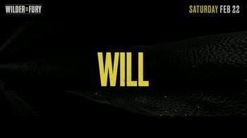 Premier Boxing Champions Super Bowl 2020 TV Spot, 'Wilder vs. Fury II' - Thumbnail 3