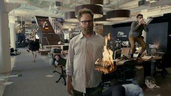 Little Caesars Pizza Super Bowl 2020 TV Spot, 'Best Thing Since Sliced Bread' Featuring Rainn Wilson - Thumbnail 8