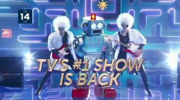 The Masked Singer Super Bowl 2020 TV Promo, 'Who Can It Be Now' - Thumbnail 2