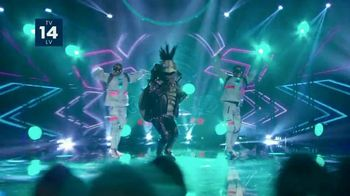 The Masked Singer Super Bowl 2020 TV Promo, 'Who Can It Be Now' - Thumbnail 4