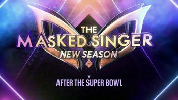 The Masked Singer Super Bowl 2020 TV Promo, 'Who Can It Be Now' - Thumbnail 7