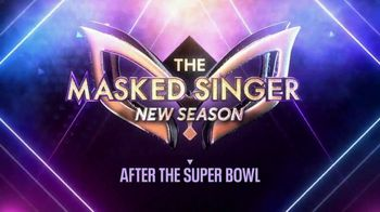 The Masked Singer Super Bowl 2020 TV Promo, 'Who Can It Be Now' - Thumbnail 8