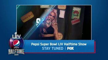FOX Super Bowl 2020 TV Promo, 'Pepsi Super Bowl LIV Halftime Show: Stay Tuned' - Thumbnail 4