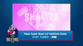 FOX Super Bowl 2020 TV Promo, 'Pepsi Super Bowl LIV Halftime Show: Stay Tuned' - Thumbnail 5