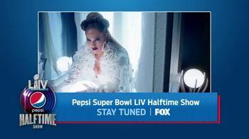 FOX Super Bowl 2020 TV Promo, 'Pepsi Super Bowl LIV Halftime Show: Stay Tuned' - Thumbnail 6