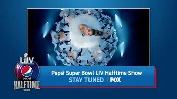 FOX Super Bowl 2020 TV Promo, 'Pepsi Super Bowl LIV Halftime Show: Stay Tuned' - Thumbnail 7