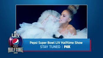 FOX Super Bowl 2020 TV Promo, 'Pepsi Super Bowl LIV Halftime Show: Stay Tuned' - Thumbnail 8