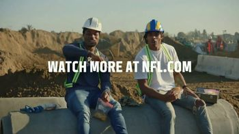 NFL Super Bowl 2020 TV Spot, 'Too Fast' Featuring Jalen Ramsey, Derwin James - Thumbnail 9