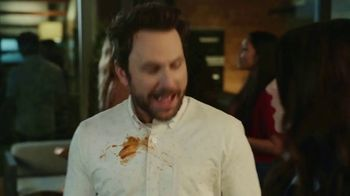 Tide POWER PODS Super Bowl 2020 TV Spot, 'When Is Later' Featuring Charlie Day, Emily Hampshire - Thumbnail 2