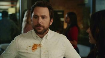 Tide POWER PODS Super Bowl 2020 TV Spot, 'When Is Later' Featuring Charlie Day, Emily Hampshire - Thumbnail 3