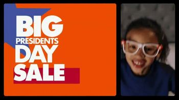 Big Lots Presidents Day Sale TV Spot, 'Hail to the Sale: Sectionals' - Thumbnail 2