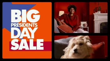 Big Lots Presidents Day Sale TV Spot, 'Hail to the Sale: Sectionals'