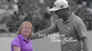 PGA TOUR Charities, Inc. TV Spot, 'Every Dollar Has a Name' - 97 commercial airings