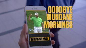 NBC Sports Gold TV Spot, 'Goodbye Mundane Mornings' - 44 commercial airings