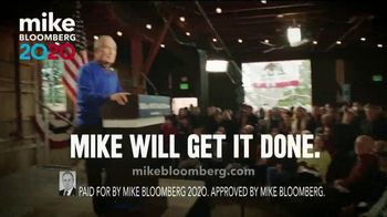 Mike Bloomberg 2020 TV Spot, 'Golf Course' - Thumbnail 9