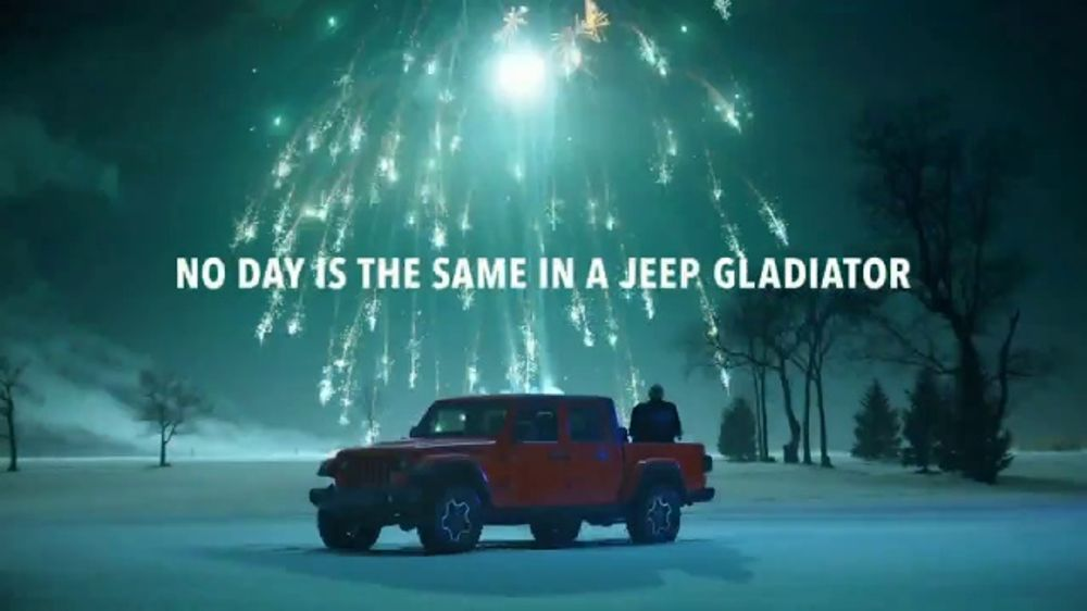 2020 Jeep Gladiator Super Bowl 2020 TV Commercial, 'Groundhog Day' Featuring Bill Murray, Song by So