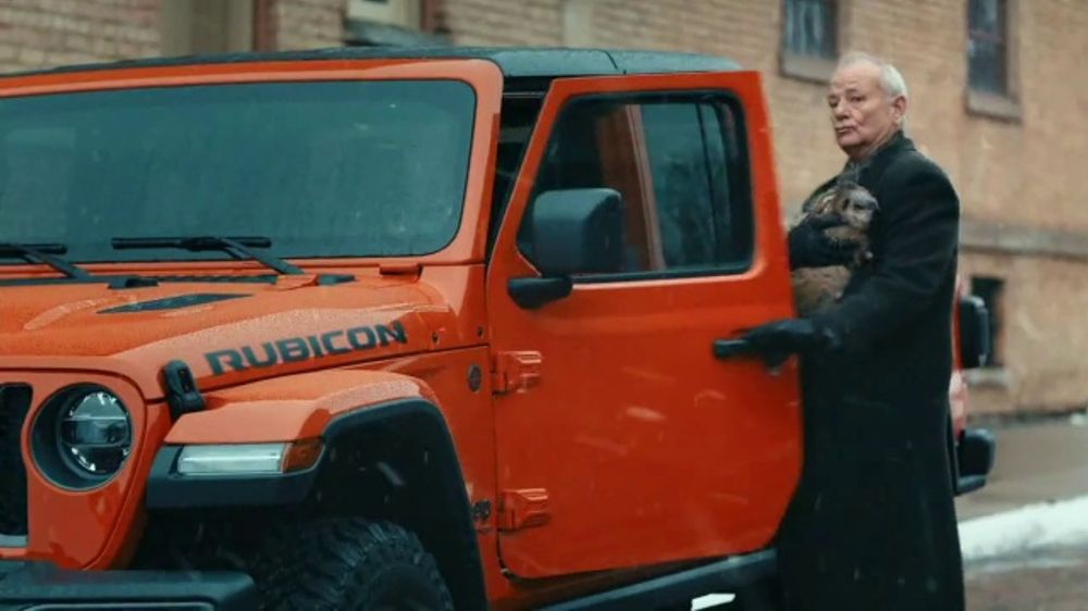 Bill Fox Chevrolet >> 2020 Jeep Gladiator Super Bowl 2020 TV Commercial, 'Groundhog Day' Featuring Bill Murray, Song ...