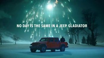 2020 Jeep Gladiator Super Bowl 2020 TV Spot, \'Groundhog Day\' Featuring Bill Murray, Song by Sonny and Cher [T1]