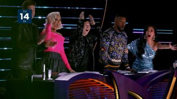 The Masked Singer and Lego Masters Super Bowl 2020 TV Promo, 'Fun For All' - Thumbnail 2