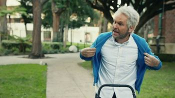 Tide POWER PODS Super Bowl 2020 TV Spot, 'Finally Later' Featuring Charlie Day, Emily Hampshire - Thumbnail 6