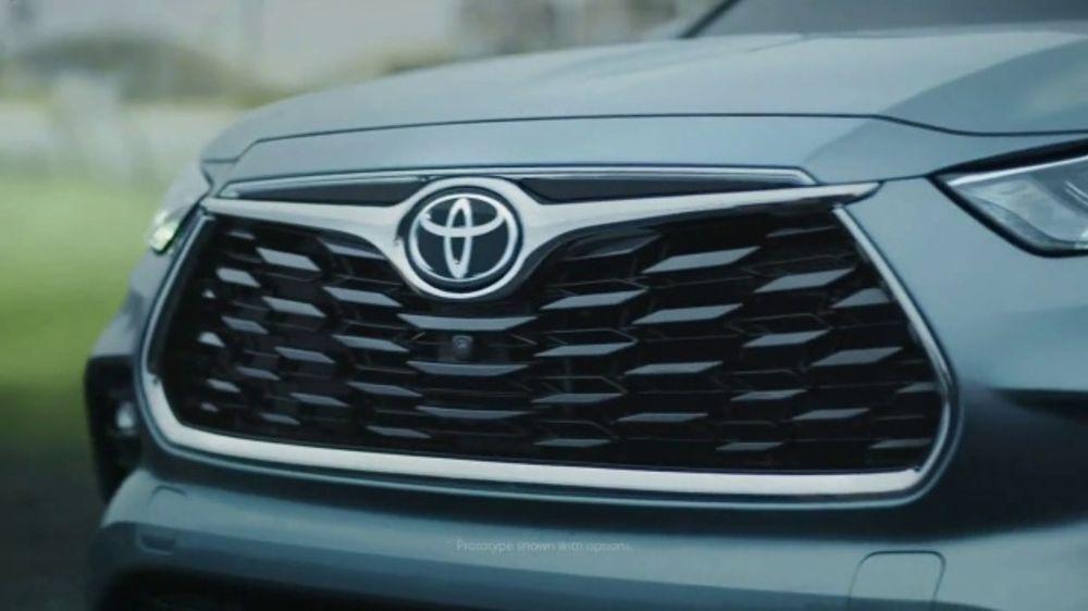 2020 Toyota Highlander Super Bowl 2020 TV Commercial ...