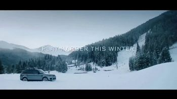 Land Rover Own the Adventure Sales Event TV Spot, 'Play Harder' Featuring Mikaela Shiffrin [T2]
