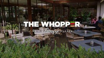 Burger King Whopper Super Bowl 2020 TV Spot, 'A Fancy Burger Disguise' - Thumbnail 2