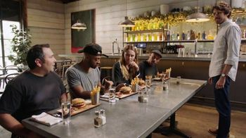 Burger King Whopper Super Bowl 2020 TV Spot, \'A Fancy Burger Disguise\'