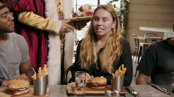 Burger King Whopper Super Bowl 2020 TV Spot, 'A Fancy Burger Disguise' - Thumbnail 7