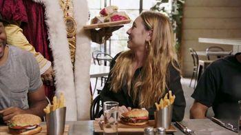 Burger King Whopper Super Bowl 2020 TV Spot, 'A Fancy Burger Disguise' - Thumbnail 8