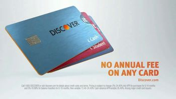 Discover Card Super Bowl 2020 TV Spot, 'No We Don't Charge Annual Fees' - Thumbnail 10