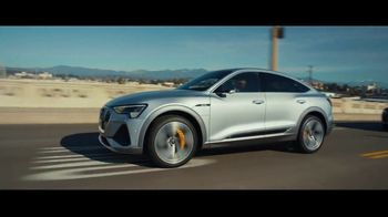 Audi e-tron Super Bowl 2020 TV Spot, 'Let It Go' Featuring Maisie Williams [T1] - Thumbnail 8