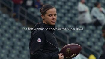 Microsoft Super Bowl 2020 TV Spot, 'Be the One' Featuring Katie Sowers - Thumbnail 10