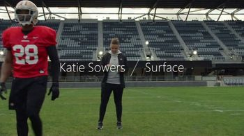 Microsoft Super Bowl 2020 TV Spot, 'Be the One' Featuring Katie Sowers - Thumbnail 3
